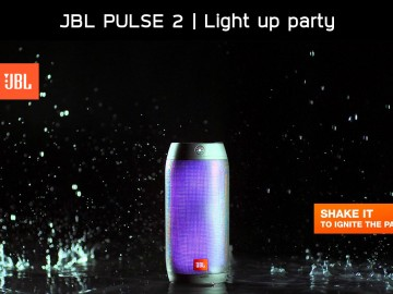 JBL PULSE 2 | Ignite the Party