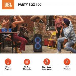 Party box 100 Spec