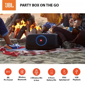 Party box on the go spec